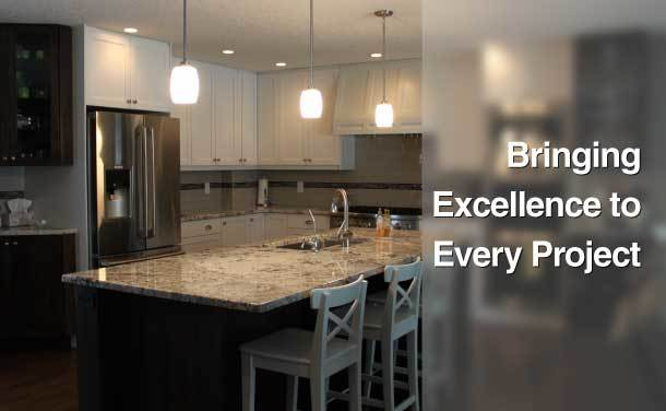 Bringing Excellence to Every Project - modern kitchen